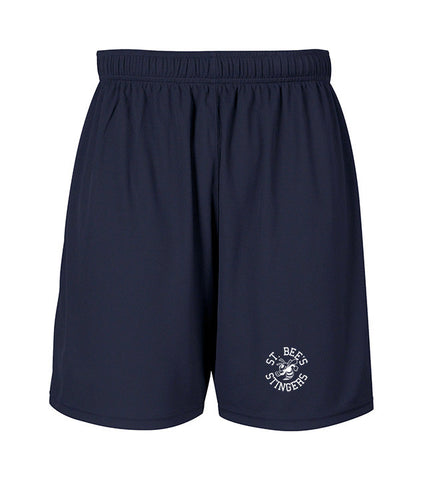 ST. BERNADETTE GYM SHORTS, YOUTH