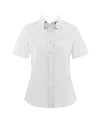 ST. JOSEPH DRESS SHIRT, SHORT SLEEVE, LADIES