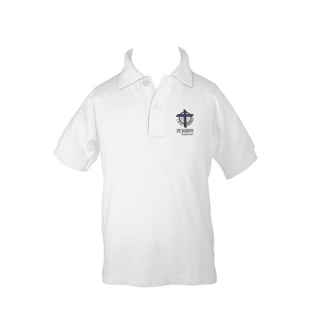 ST. JOSEPH GOLF SHIRT, UNISEX, SHORT SLEEVE, CHILD