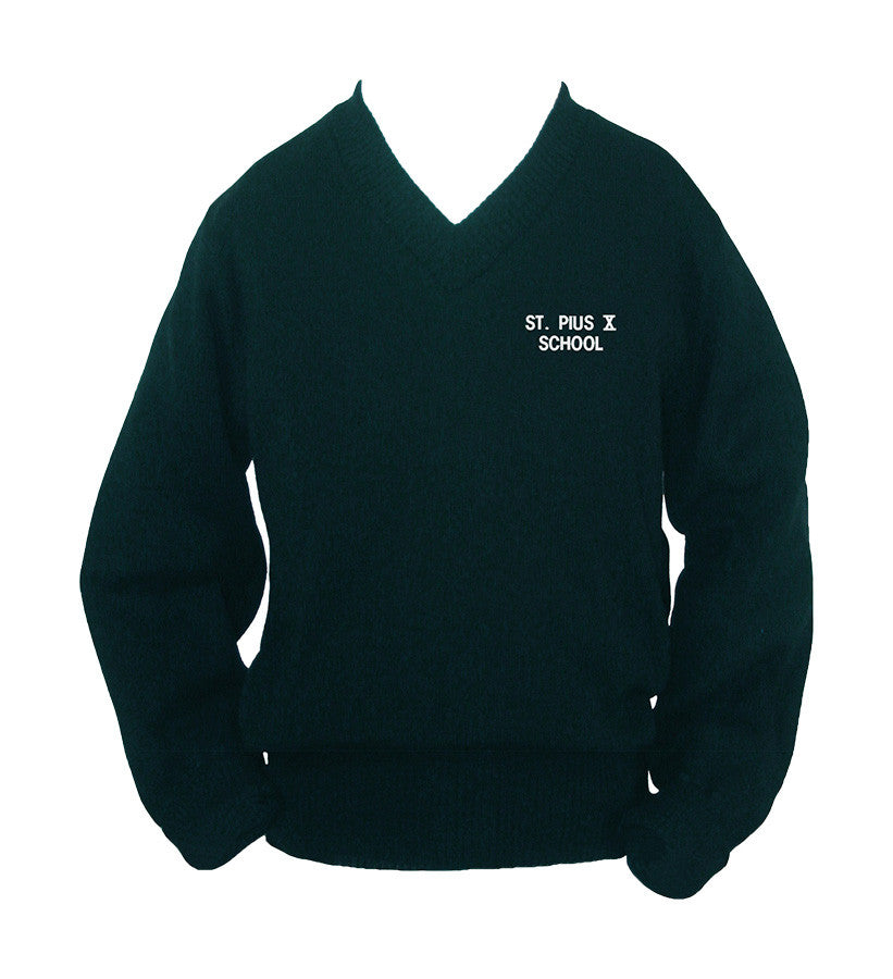 ST. PIUS PULLOVER, YOUTH