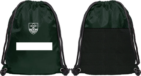 ST. PIUS DRAWSTRING GYM BAG