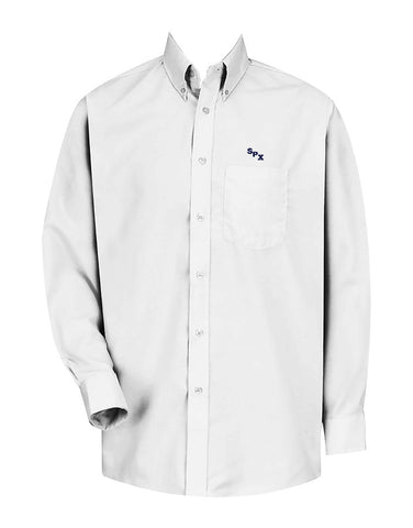 ST. PIUS DRESS SHIRT, LONG SLEEVE