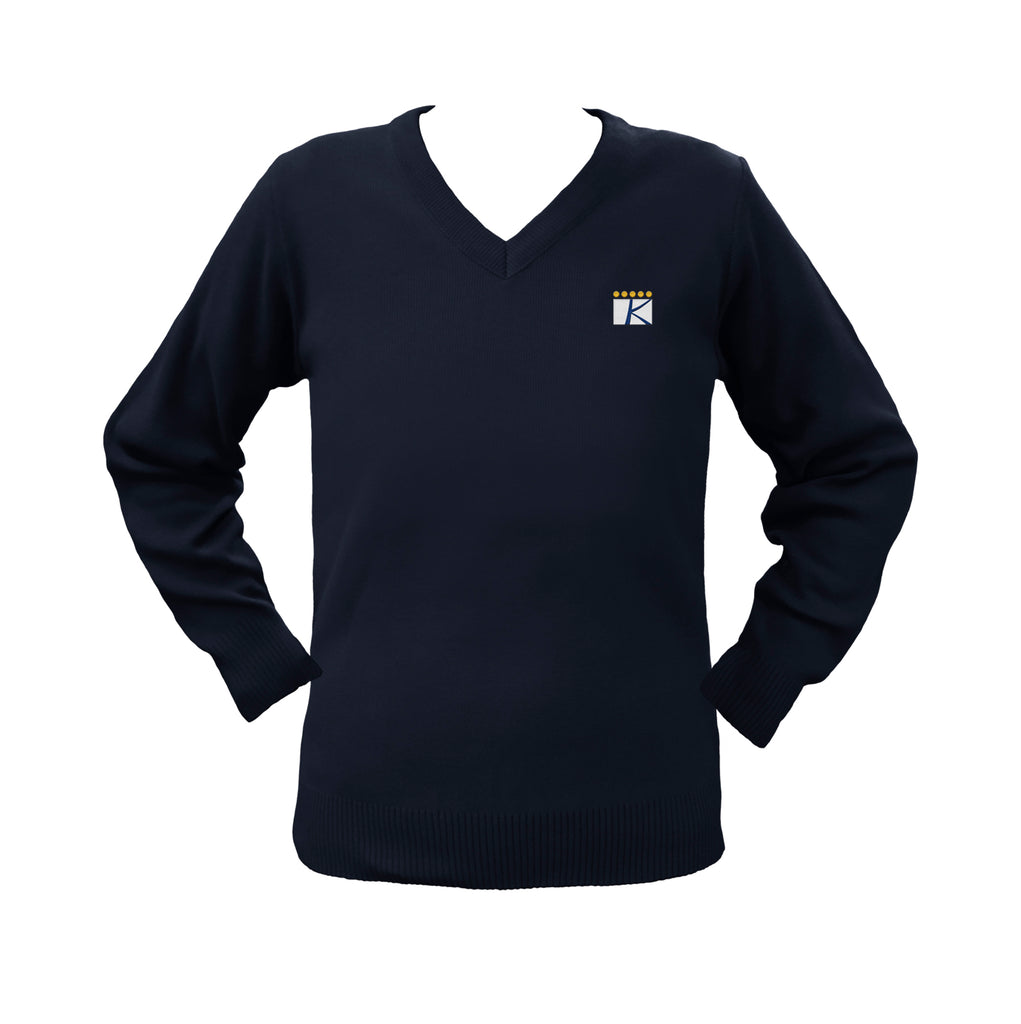THE KING'S SCHOOL PULLOVER, UP TO SIZE 32