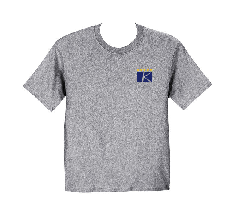 THE KING'S SCHOOL GYM T-SHIRT, YOUTH