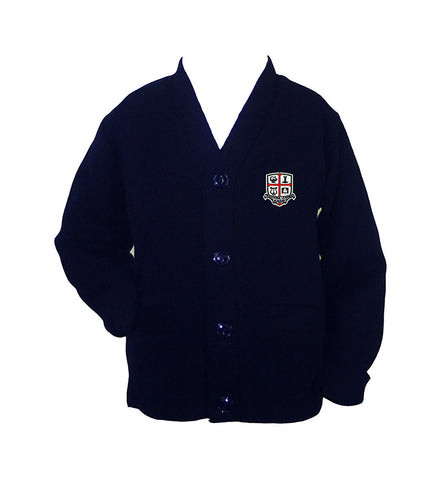 TRADITIONAL LEARNING ACADEMY CARDIGAN, UP TO SIZE 32