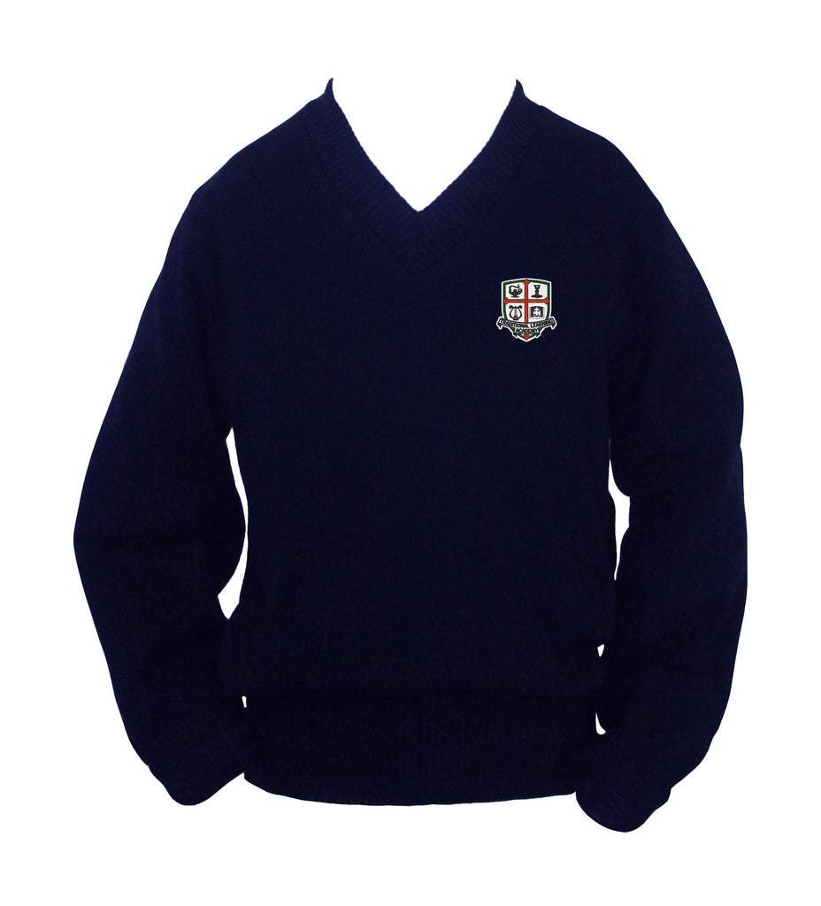 TRADITIONAL LEARNING ACADEMY PULLOVER, SIZE 34 AND UP