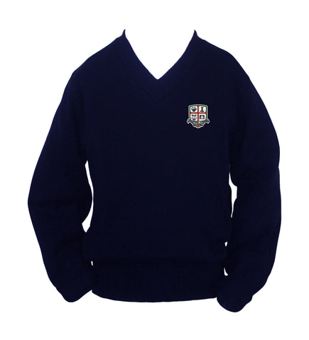 TRADITIONAL LEARNING ACADEMY PULLOVER, SIZE 44 AND UP