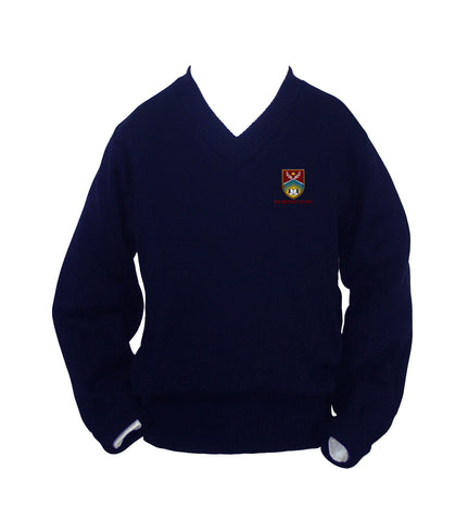 THE WESTSIDE SCHOOLS PULLOVER, UP TO SIZE 42