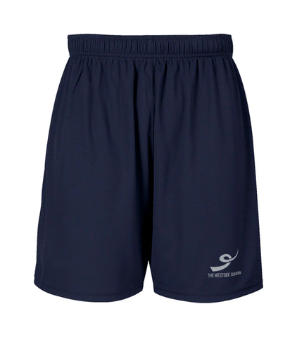 THE WESTSIDE SCHOOLS SHORTS, WICKING, CHILD