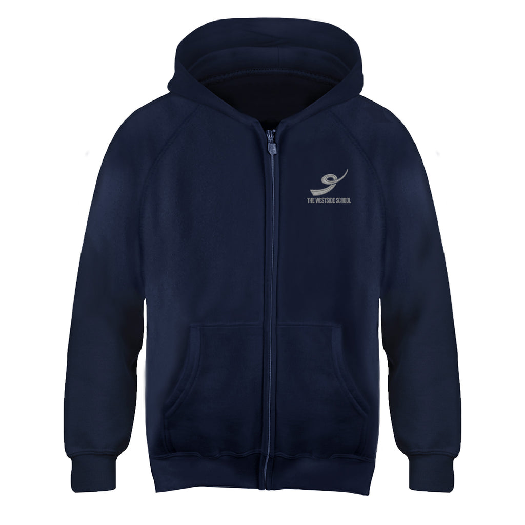 THE WESTSIDE SCHOOLS ZIP HOODIE, CHILD