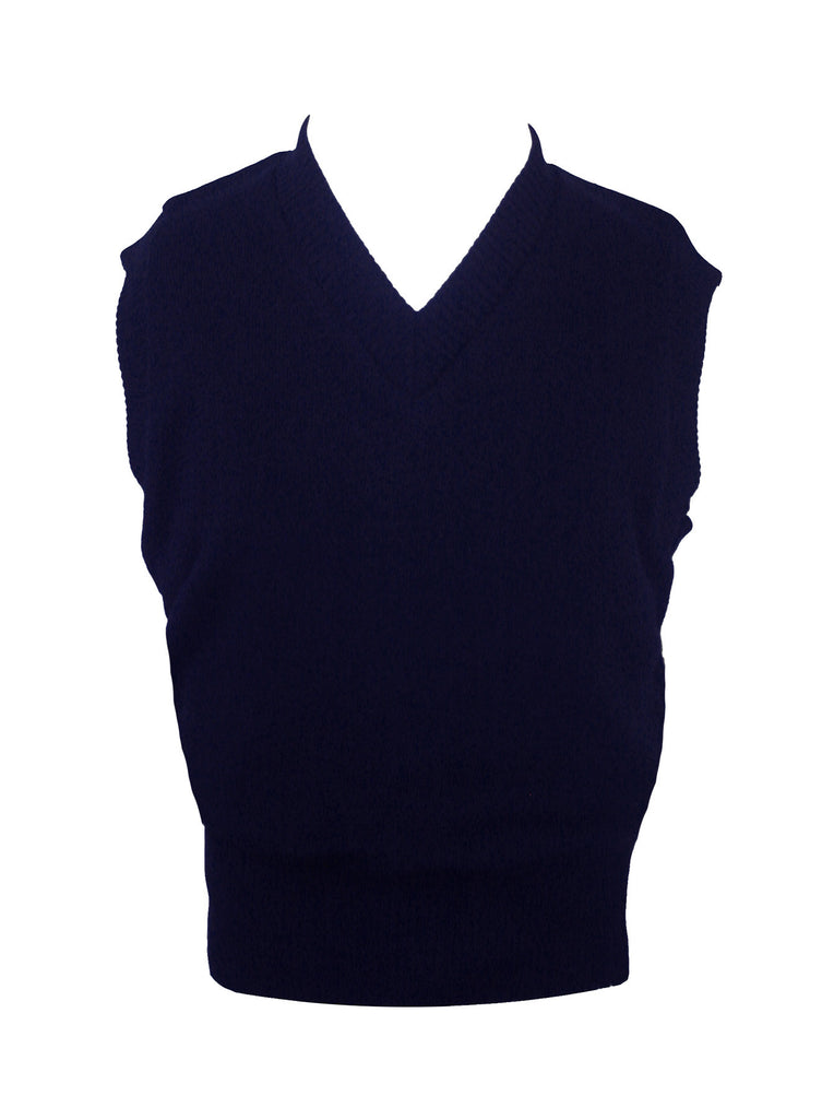 NAVY VEST, UP TO SIZE 42