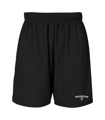 WILLOWSTONE ACADEMY GYM SHORTS, ADULT