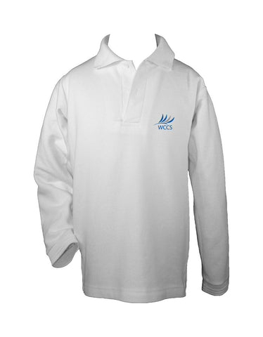 WEST COAST GOLF SHIRT, UNISEX, LONG SLEEVE, CHILD