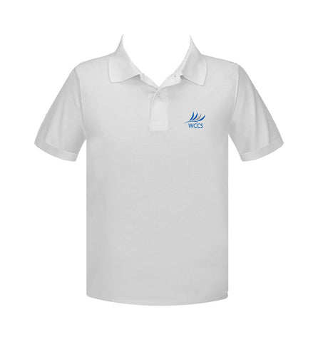 WEST COAST GOLF SHIRT, UNISEX, SHORT SLEEVE, ADULT