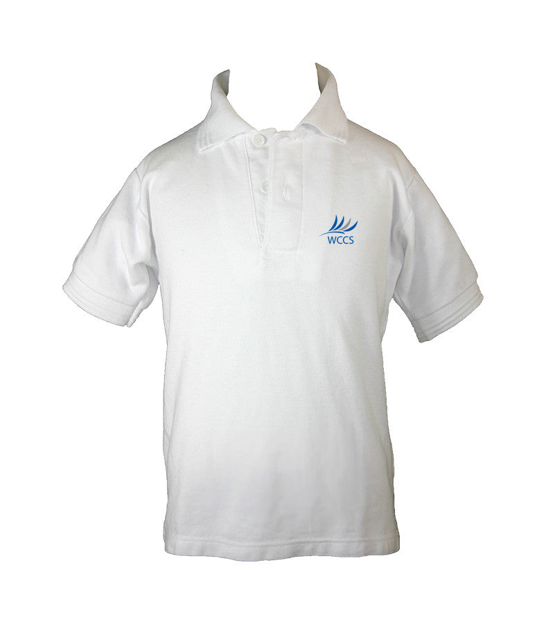 WEST COAST GOLF SHIRT, UNISEX, SHORT SLEEVE, CHILD