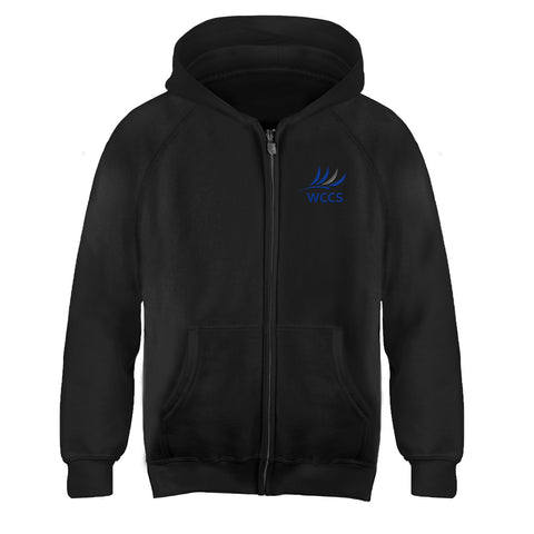 WEST COAST ZIP HOODIE, YOUTH