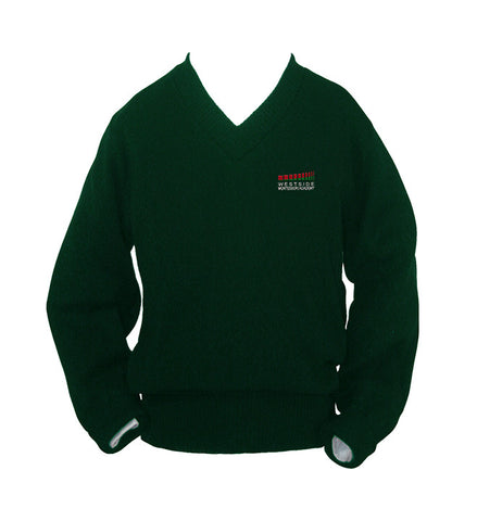 WESTSIDE MONTESSORI PULLOVER, UP TO SIZE 42