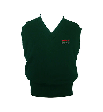 WESTSIDE MONTESSORI VEST, UP TO SIZE 42