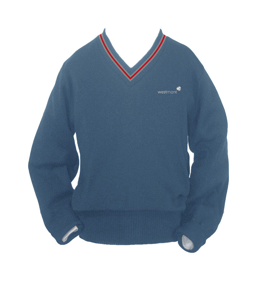 WESTMONT PULLOVER WITH PIPING, ADULT