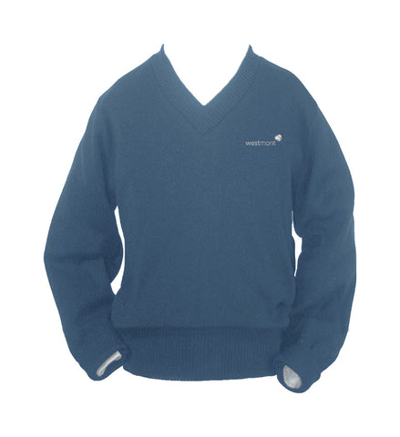 WESTMONT PULLOVER, SIZE 44 AND UP