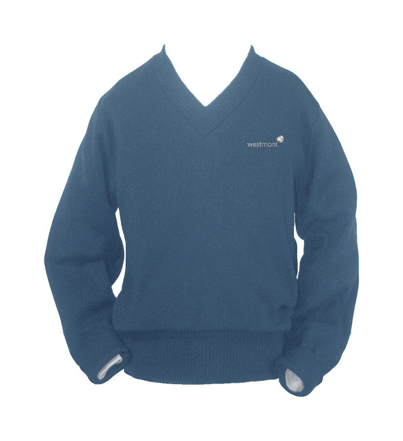 WESTMONT PULLOVER, UP TO SIZE 42
