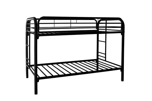 VENUS METAL TWIN / TWIN BUNK BED FRAME ONLY