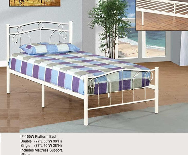 "IF-155 54"" DOUBLE BED"