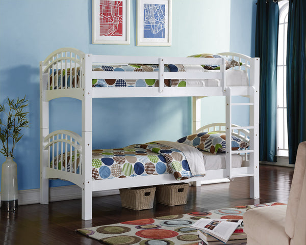 SHANGHAI TWIN/ TWIN BUNK BED FRAME