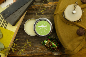 Chemical Free Mosquito Repellent Balm