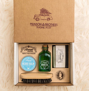 Beard Grooming Package