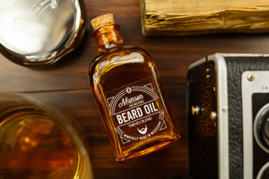 Wildling Blend Beard Oil 3oz.
