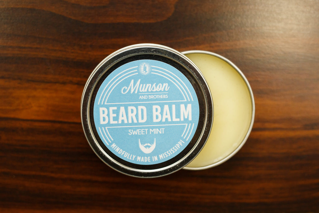 Sweet Mint Beard Balm