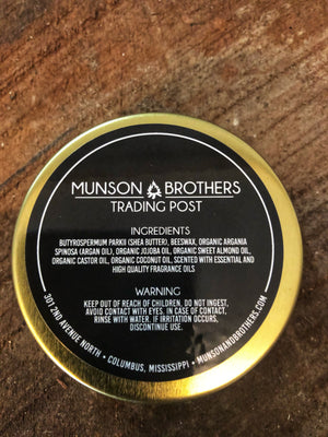 Brother Juniper Oil and Balm