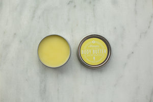 Body Butter by Munson and Brothers