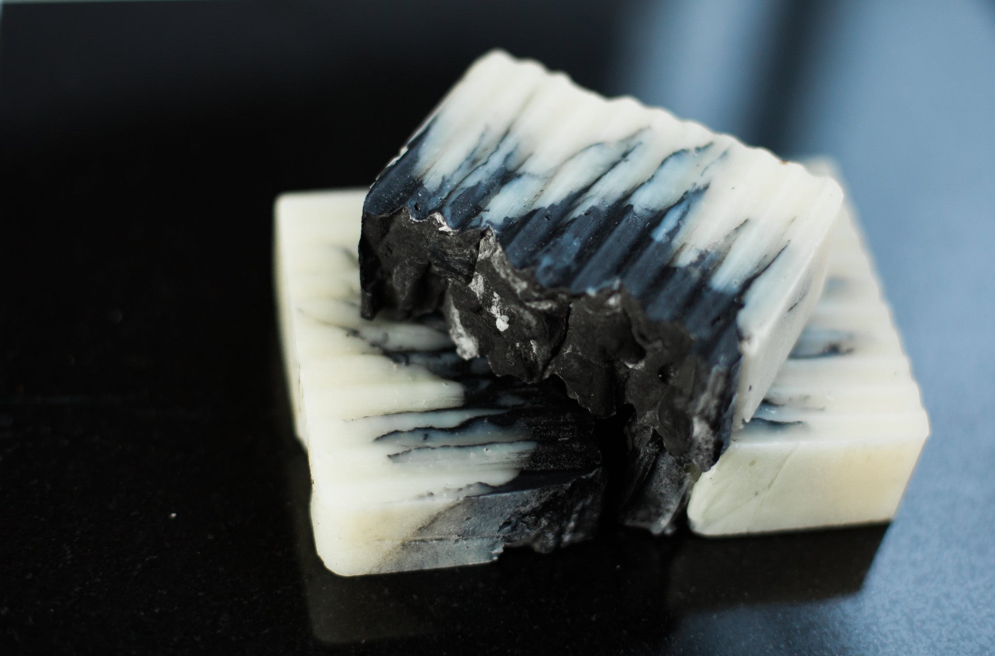 Activated Charcoal Detox Soap and Shampoo Bar