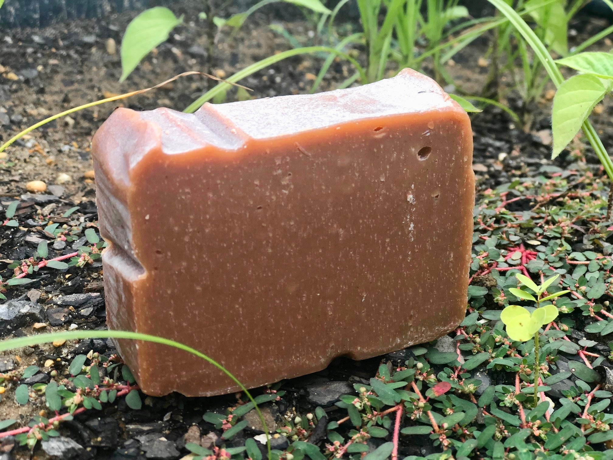 Hunter's (Mississippi Red Clay) Shampoo Bar