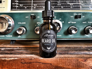 Memphis Luke Beard Oil