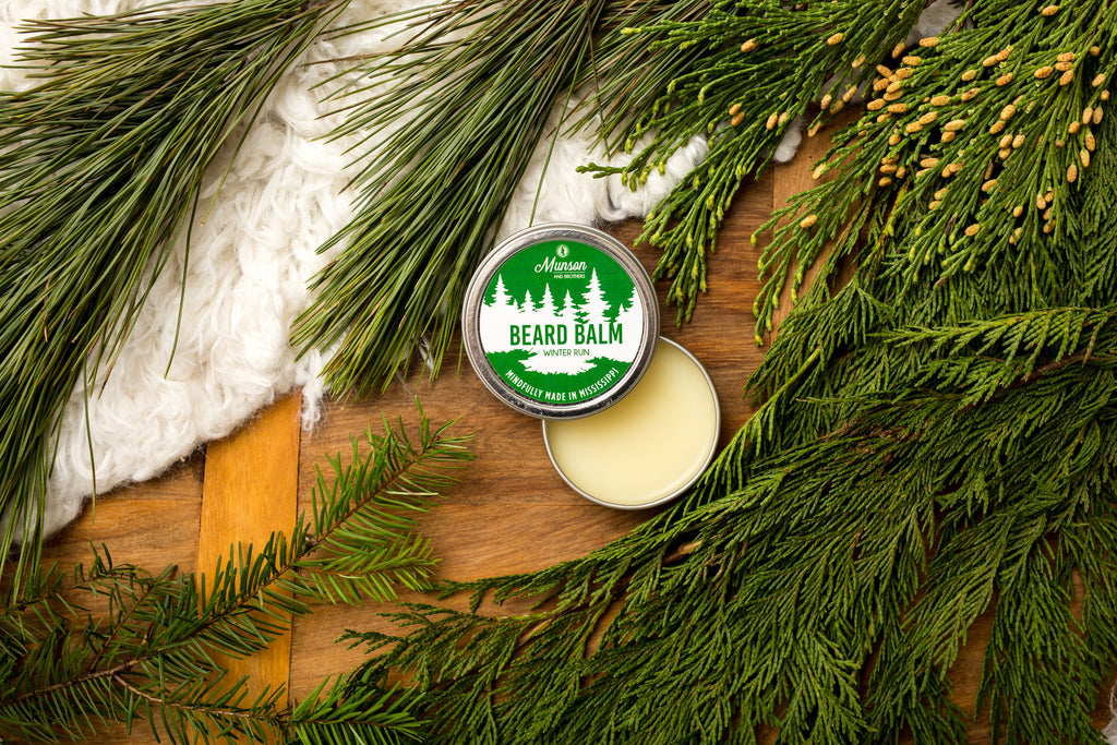 Winter Run Beard Balm