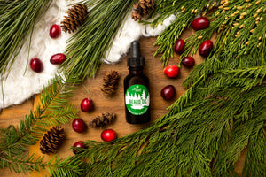 Winter Run Beard Oil