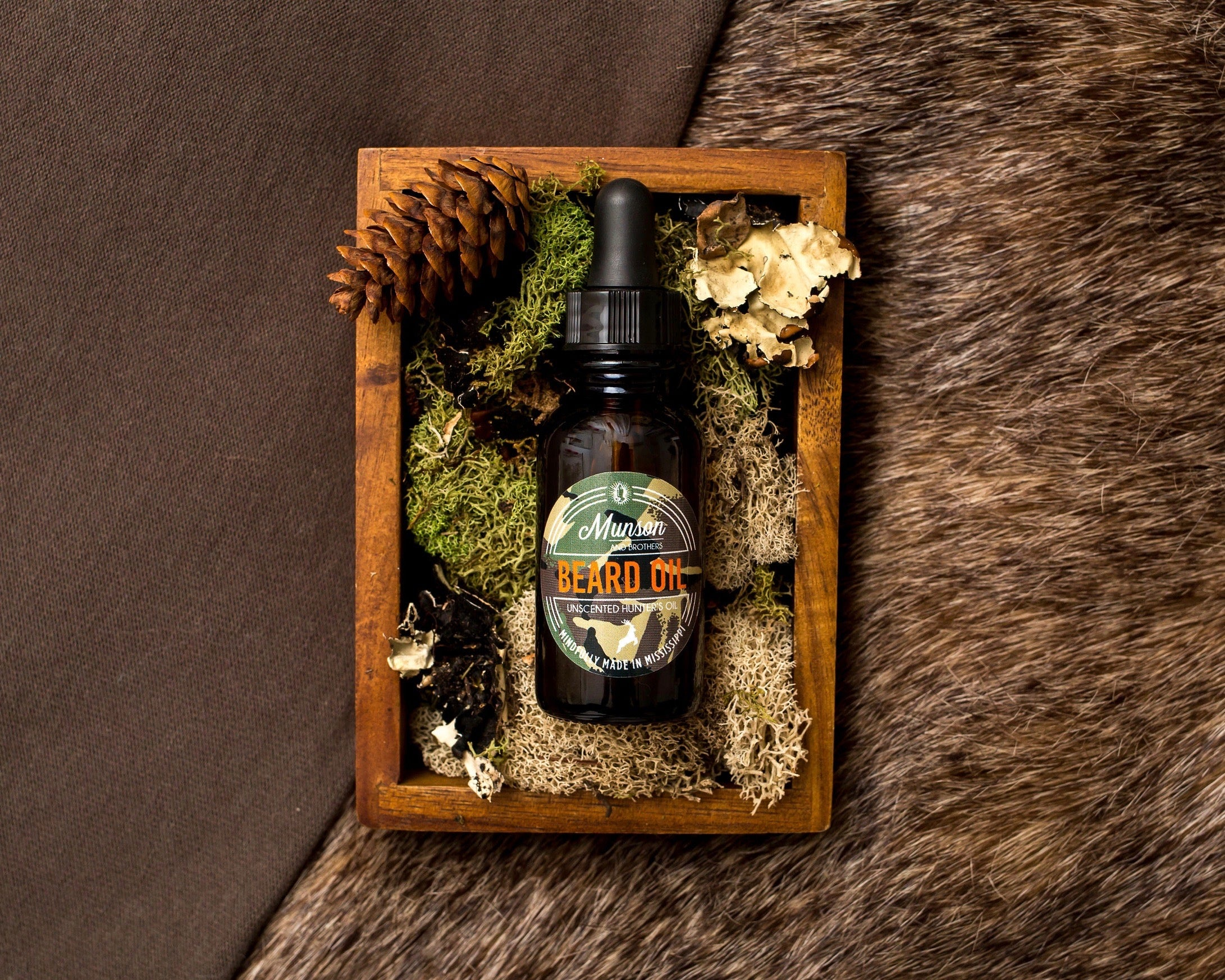 Hunter's Beard Oil