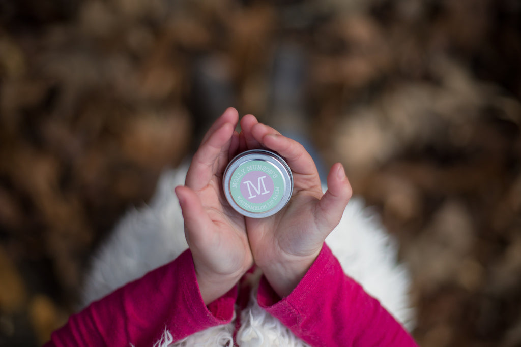 Molly's Watermelon Lip Balm