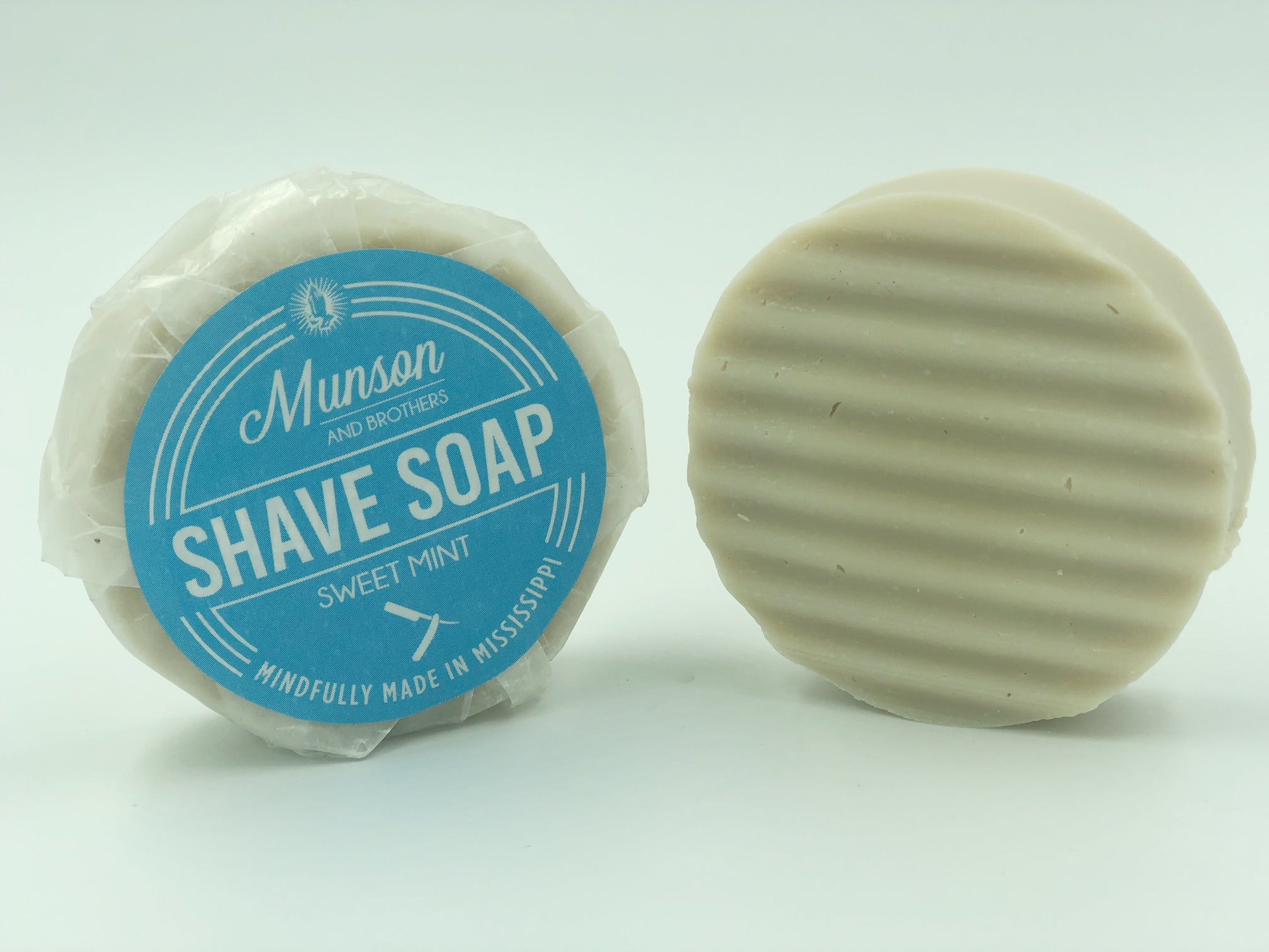 Artisan Shaving Soap Bar