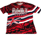 Sublimated Jerseys-Hawaiian Flag