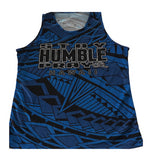Adult Sublimated Poly Men Tanks