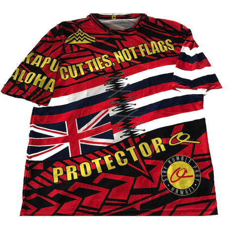 Sublimated Jersey- Cut Ties, Not Flags