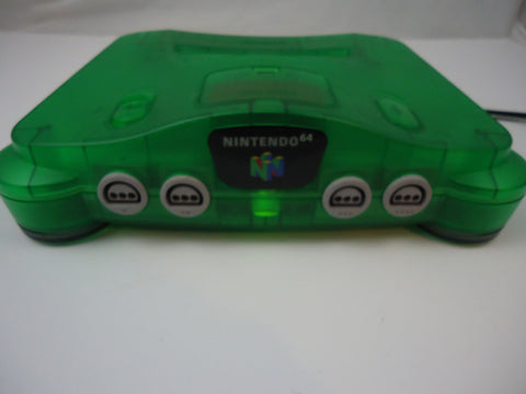Nintendo 64 Jungle Green UltraHDMI