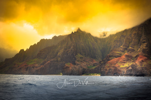 Na Pali Coast Mood ~ Fine Art Prints