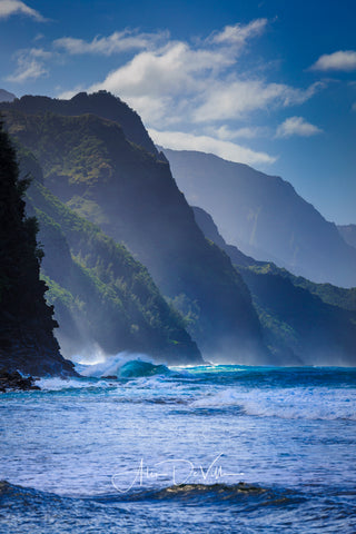 Na Pali Waves ~ Fine Art Prints