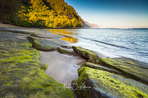Na Pali Greens ~ Fine Art Prints