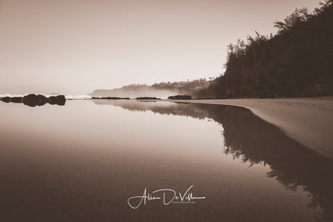 Moment of Reflection B&W ~ Fine Art Prints